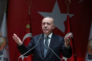 Turkey threatens to send millions of Syrian refugees to EU