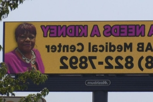 Woman Who Posted 'Verna Needs a Kidney' Billboards Will Finally Get a Kidney