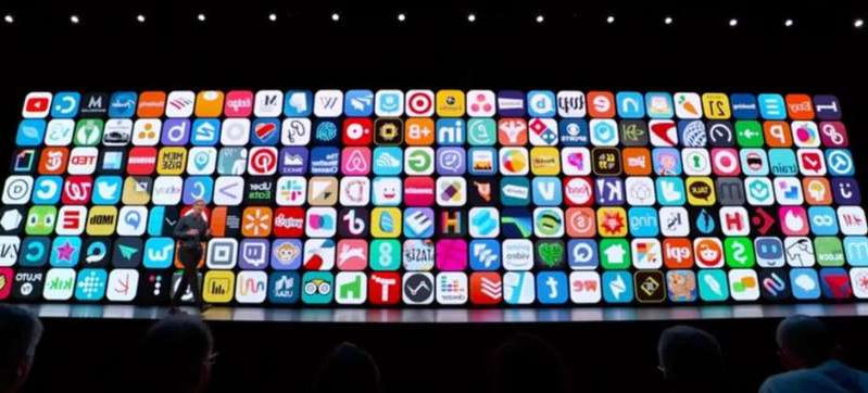 a close up of a box: Apple unveiled Project Catalyst in June at WWDC. Apple