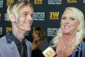 Aaron Carter Addresses Recent Drama and Shares the Meaning Behind His New Face Tattoo (Exclusive)