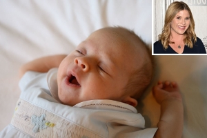 Jenna Bush Hager Says She'll Be Back on Today by December, Calls Baby Hal 'The Sweetest'