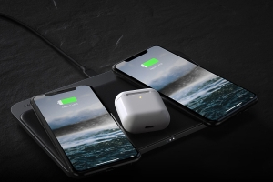 Nomad's Base Station Pro wireless charger looks to succeed where AirPower failed