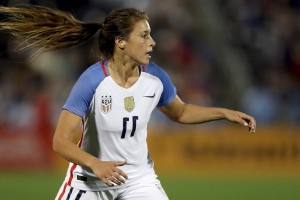 Sofia Huerta: Football fan faces lifetime ban for allegedly groping female player