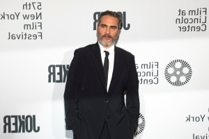 Joaquin Phoenix involved in minor accident with fire truck
