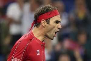'Never seen Federer snap like this'