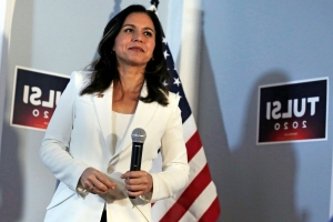 Running for president, Gabbard faces challenge in Hawaii