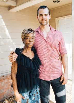 "a person standing posing for the camera: Matt White posted emotional updates about Chauncy and his grandmother Barbara Martin. ""My heart is going to explode,"" he wrote in one. ""People just keep giving and giving to this family and it is almost too much for me to take in."" (Akasha Rabut)"