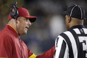 After USC's latest loss, how long before the other shoe might drop for Clay Helton?