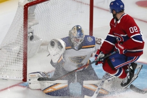 Canadiens soar over the Blues with six-goal outburst