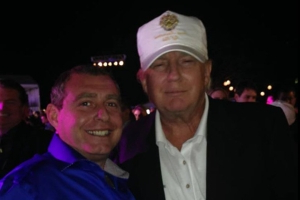 2014 photograph shows earlier ties between Trump and indicted Giuliani associate
