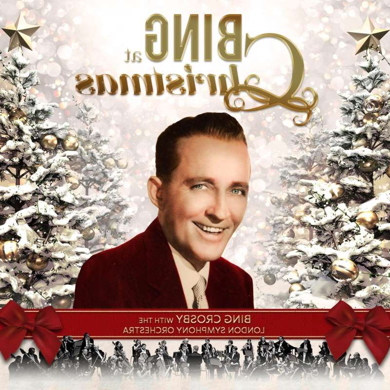 Bing Crosby Ill Be Home For Christmas.Entertainment Bing Crosby S White Christmas Gets Digital