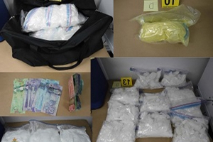 Drugs, cash seized from Vancouver home linked to Chilliwack trafficking operation