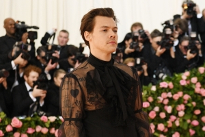 Harry Styles Alleges He's Being Stalked By Homeless Man He Tried To Help