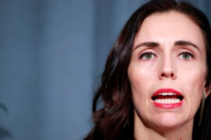 New Zealand PM Ardern steps up fight against extremist online content