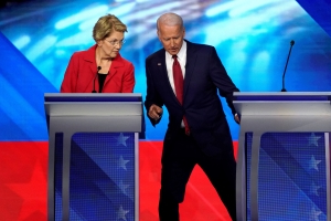 Six things to watch at the Democratic debate in Ohio