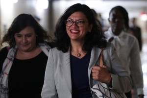 Trump labels Tlaib 'a despicable human being'