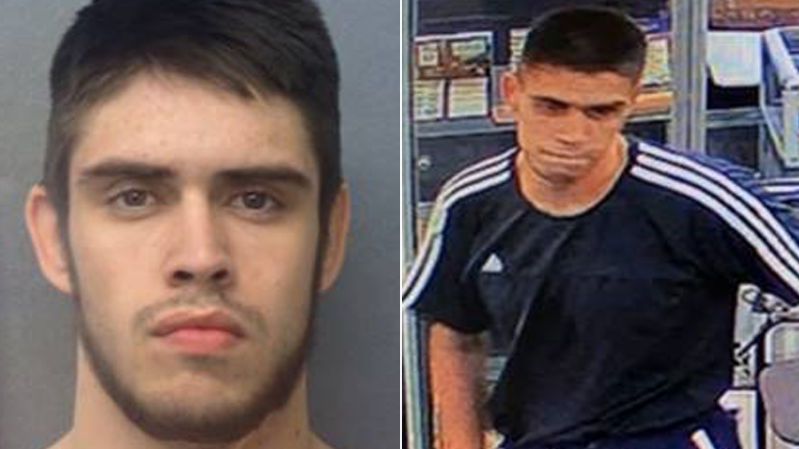 a man looking at the camera: Police are seeking assistance from the public to help locate wanted man Jordan Trevor Morrison, who is a suspect in a violent robbery at Mawson Lakes.