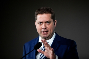 Scheer in Quebec, fighting against rise in support for Bloc Quebecois