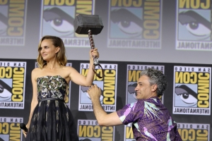 Taika Waititi Addresses If Natalie Portman's Female Thor Will Deal With Breast Cancer In 'Thor 4'