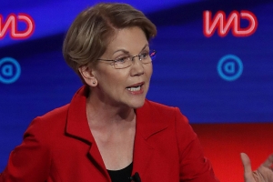 Will Warren Have a Bull's-eye on Her Back in the Ohio Debate?
