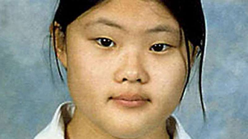 a person posing for the camera: Schoolgirl Quanne Diec's body has never been found