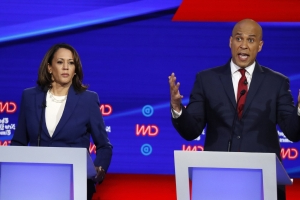 Democratic candidates lie about abortion because they can
