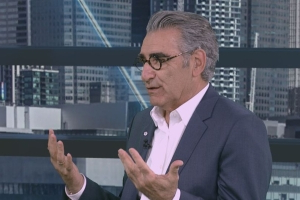 'Do the right thing': Eugene Levy calls on Ford government to reverse autism funding changes