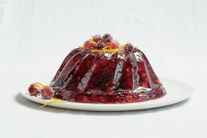 Our Nostalgic, Fancy, and Kinda Polarizing Cranberry Sauce Is Here