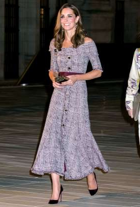 Slide 77 of 183: Catherine Duchess of Cambridge opens V&A Photography Centre, London, UK - 10 Oct 2018