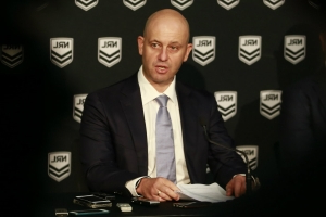 Todd Greenberg's message to Queensland rugby league fans