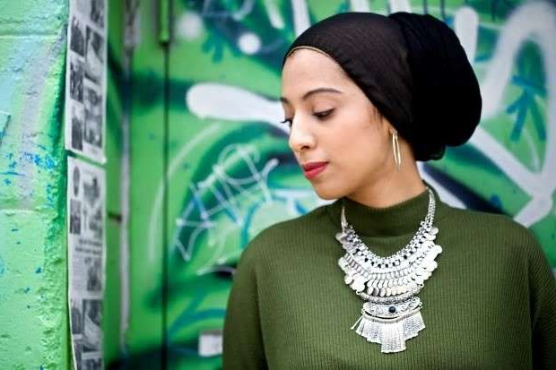 When she was 18, Mustafa advocated for the hijab as a fashion statement for Muslim women, in part to challenge the idea that it's a restrictive piece of clothing.