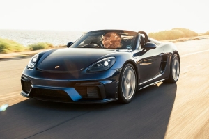 2020 Porsche 718 Spyder First Test: Ultimate Driver's Delight