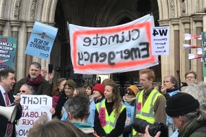 Campaigners' challenge over Heathrow expansion reaches Court of Appeal