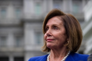 Meltdown? Nancy Pelosi teases Donald Trump after he posts picture of confrontational White House meeting