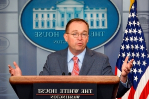 Mulvaney appears to confirm Ukraine aid was contingent upon 2016 probe