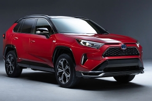 "2021 Toyota RAV4 Plug-In Hybrid: The ""Most Powerful RAV4 Yet"