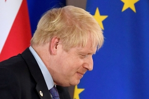 Johnson faces threat of deal being scuppered within the next 48 hours