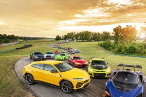 Lightning Lap 2019: The Hottest Cars on America's Toughest Track