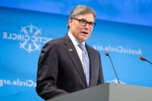 Rick Perry's departure has 'nothing' to do with Ukraine: White House spokeswoman