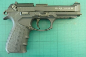 Scottish man jailed for importing illegal handgun by post