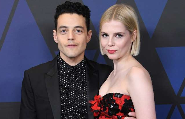 Slide 60 of 60: HOLLYWOOD, CA - NOVEMBER 18: Lucy Boynton and Rami Malek attend the Academy of Motion Picture Arts and Sciences' 10th annual Governors Awards at The Ray Dolby Ballroom at Hollywood & Highland Center on November 18, 2018 in Hollywood, California. (Photo by Steve Granitz/WireImage)