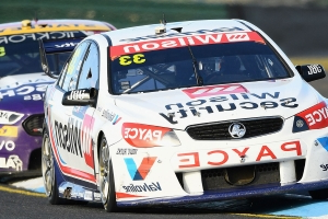 Veteran racing team withdraw from Supercars