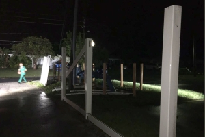 Florida tornado leaves thousands without power, homes damaged