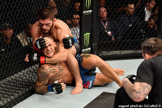 Khabib got another submissing win at UFC 242, but McGregor also slammed the event