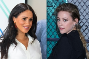 'Riverdale' Star Lili Reinhart Calls Out Trolls Who Bash Meghan Markle: 'You Need To Check Yourself'