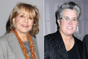 Rosie O'Donnell: Barbara Walters Isn't 'Up to Speaking to People' Right Now