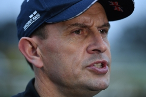 Winx trainer Chris Waller says he was sickened by footage of ex-racehorses being slaughtered