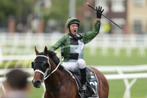 Yes Yes Yes wins $14 million The Everest for Chris Waller Racing at Royal Randwick
