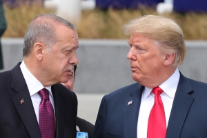 In 'Cave-In,' Trump Cease-Fire Cements Turkey's Gains in Syria