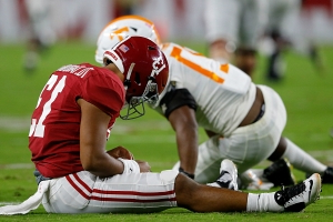 Tua Tagovailoa proves his value to Alabama in absence against Tennessee